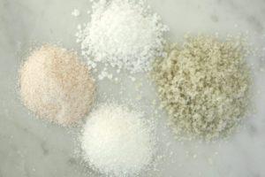 Как сделать соль в домашних условиях