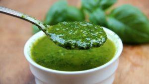 Как сделать оливковое масло с базиликом