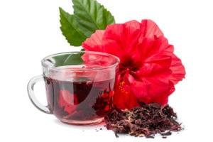 Чай каркаде: полезные свойства