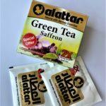 Чай из шафрана в пакетиках