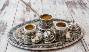 Кофе с мускатным ароматом