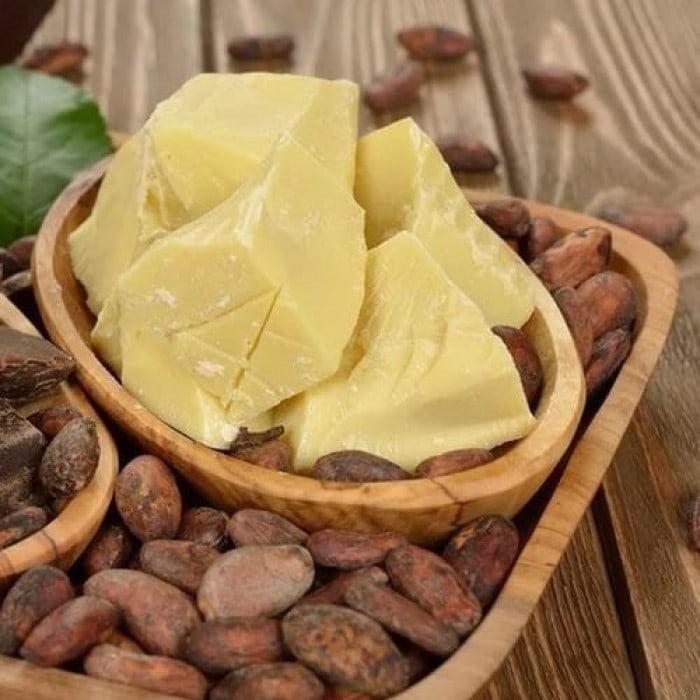 Какао-масло нерафинированное