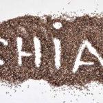 Семена чиа - польза для здоровья