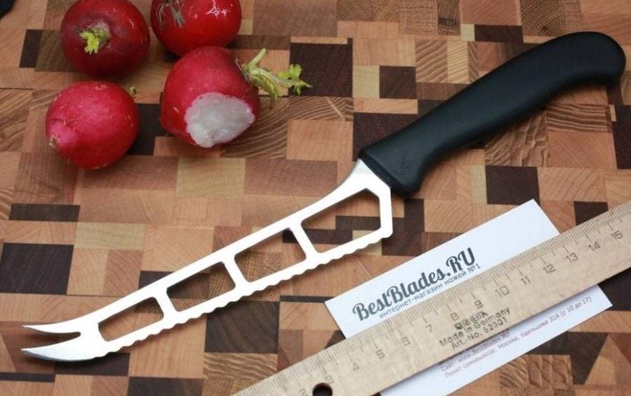 Нож специальный сырный