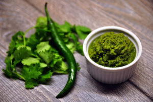 Зеленая масала - Хара масала - Green masala