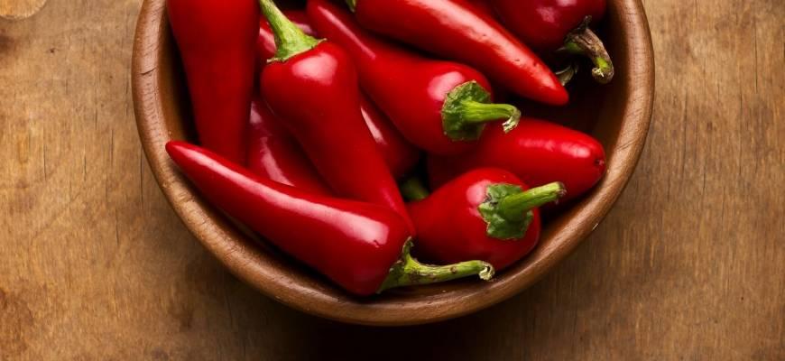 Перец пири пири - состав, свойства, польза