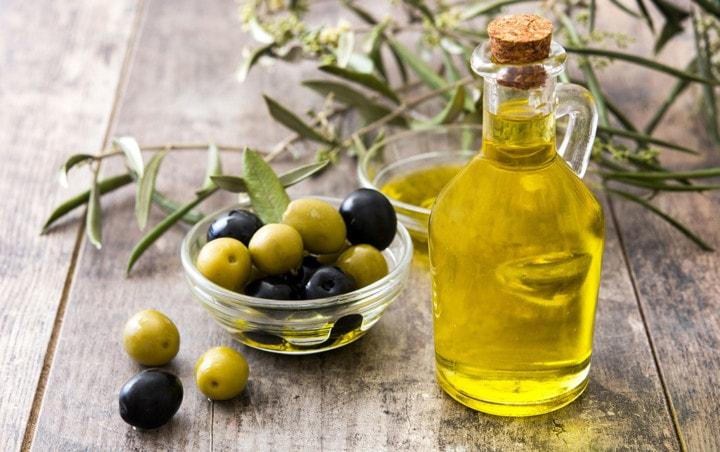 Оливковое масло - маски для волос, ногтей, кожи