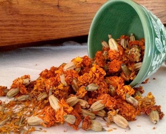 Имеретинский шафран: как сушить и готовить специю