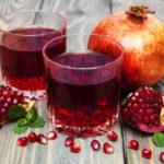 Гранатовый сок и его польза для организма