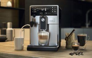 Кофемашины бренда Saeco